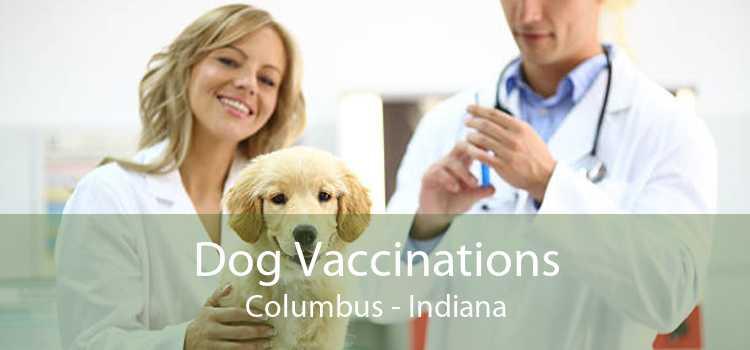 Dog Vaccinations Columbus - Indiana