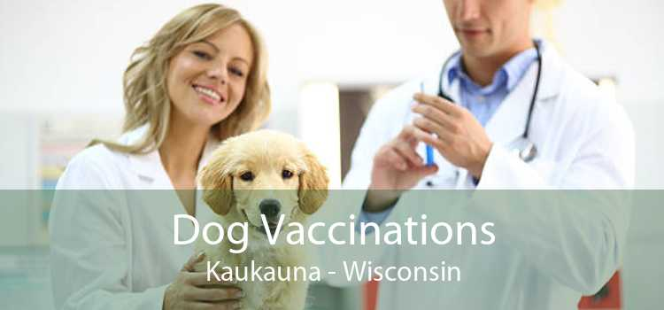 Dog Vaccinations Kaukauna - Wisconsin