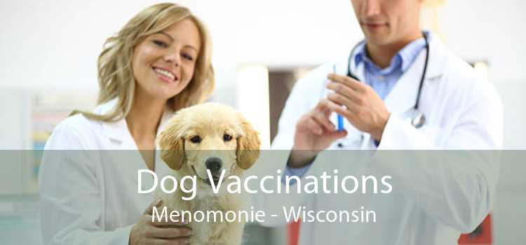 Dog Vaccinations Menomonie - Wisconsin