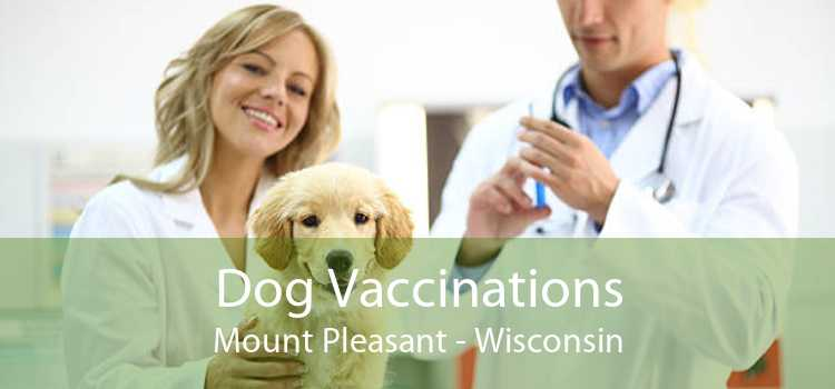 Dog Vaccinations Mount Pleasant - Wisconsin