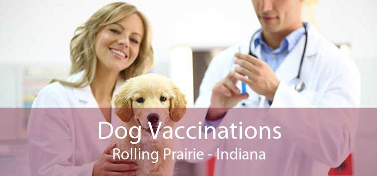 Dog Vaccinations Rolling Prairie - Indiana