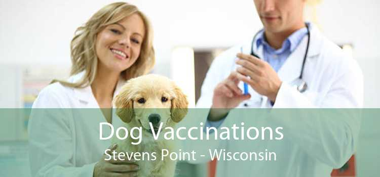 Dog Vaccinations Stevens Point - Wisconsin