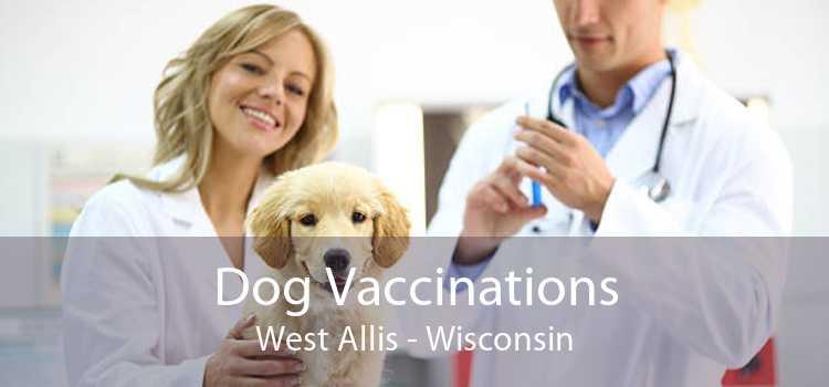 Dog Vaccinations West Allis - Wisconsin