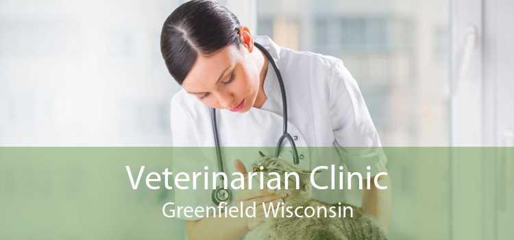 Veterinarian Clinic Greenfield Wisconsin
